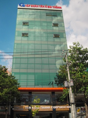 TÂN Á ĐẠI THÀNH BUILDING - 416-420 Lý Thường Kiệt Q. Tân Bình